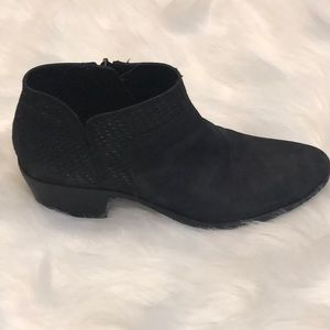 ac45deddfa74f Lucky Brand Shoes - NEW Lucky Brand Brintly Leather Ankle Bootie